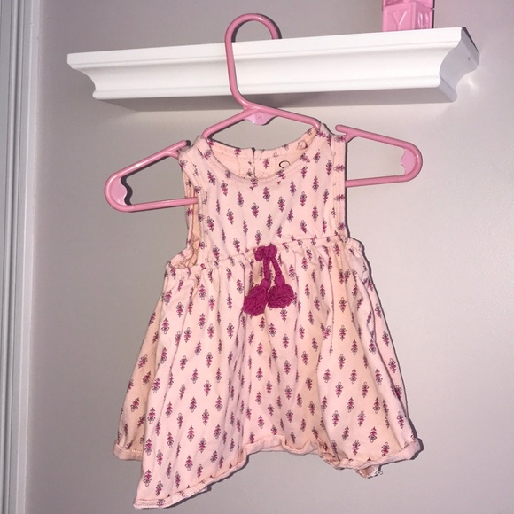 Jessica Simpson Baby Clothes Adorable Jessica Simpson Dresses Pink Baby Girl Dress Poshmark